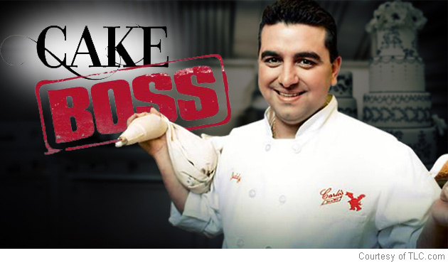 Cake Boss Artist : Cake Boss - Cake Boss Photo (12408453) - Fanpop