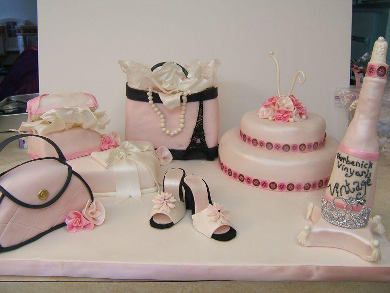 Andrea Birthday Cake