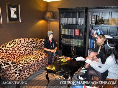 Candids > 2010 > The World Of Justin Bieber Interview 2010