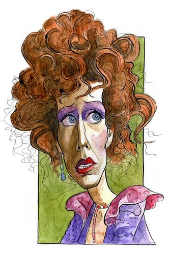 Carol Burnett as Miss Hannigan