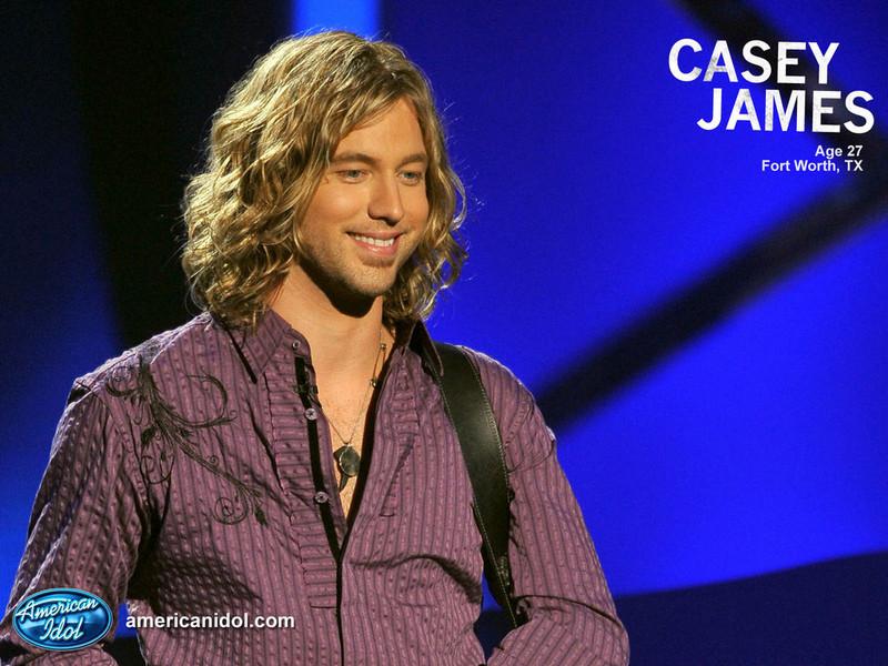 american idol casey. Casey American Idol Top 3
