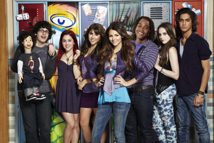 Avan Jogia wallpaper called Cast of Victorious!