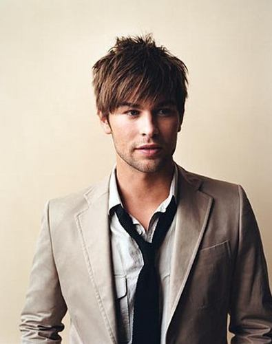 Chace Crawford would be an amazing Adrian, he's so hot and looks the part <3