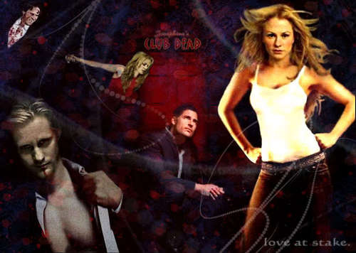 Club Dead - sookie-and-alcide Fan Art