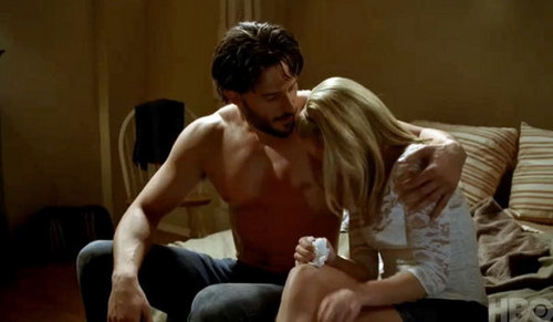 Sookie and Alcide wallpaper called Club Dead