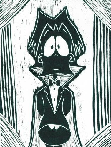 Count Duckula in Grabado