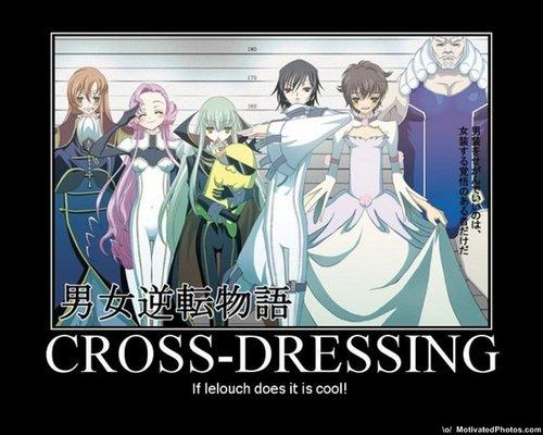 Cross-Dressing