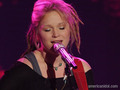 "Crystal Bowersox singing ""Come Together"" - american-idol photo"