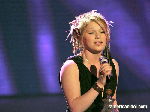 """Crystal Bowersox pag-awit """"People Get Ready"""""""