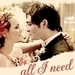 Cute!&lt;3 - chair-and-delena icon
