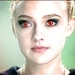 Dakota Fanning - eclipse icon