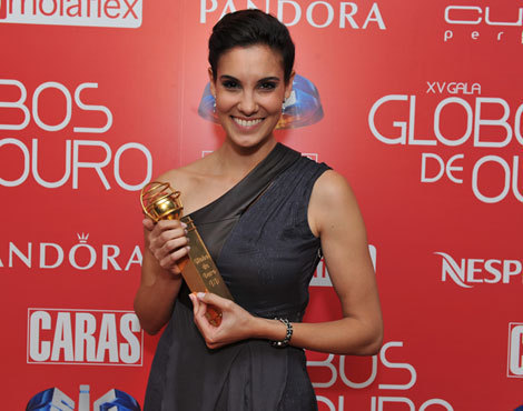 Daniela @ 15th Golden Globe - Portugal Awards [May 23]