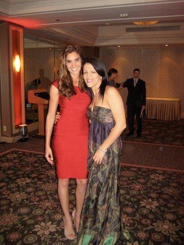Daniela @ Copa Awards 2010 [March 15]