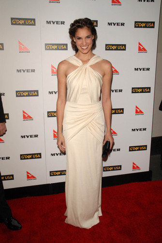 Daniela @ G'Day USA 2010 Black Tie Gala [January 16] - HQ