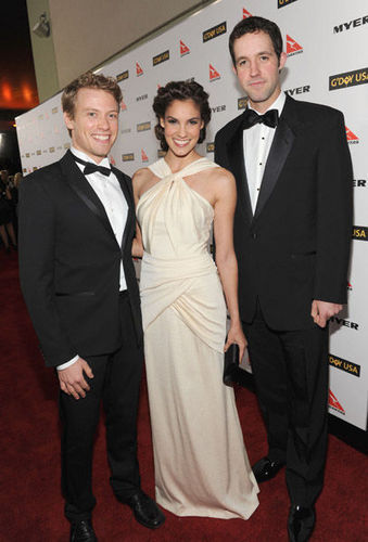 Daniela @ G'Day USA 2010 Black Tie Gala [January 16]