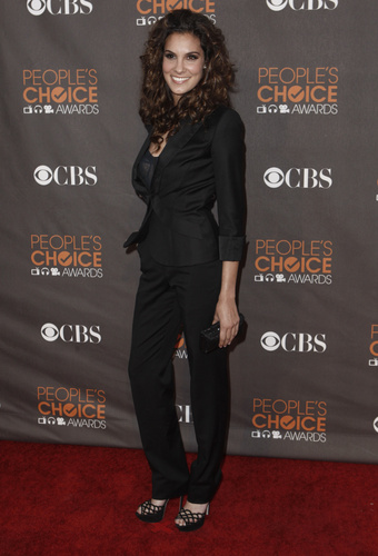 Daniela @ People's Choice Awards [January 6, 2010] - HQ
