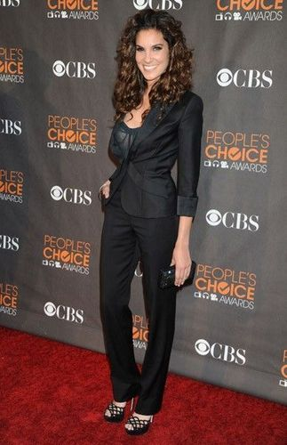 Daniela @ People's Choice Awards [January 6, 2010]