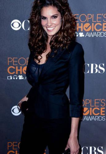Daniela @ People's Choice Awards [January 6, 2010]