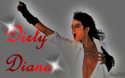 Dirty Diana MJ