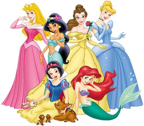 디즈니 Princess!