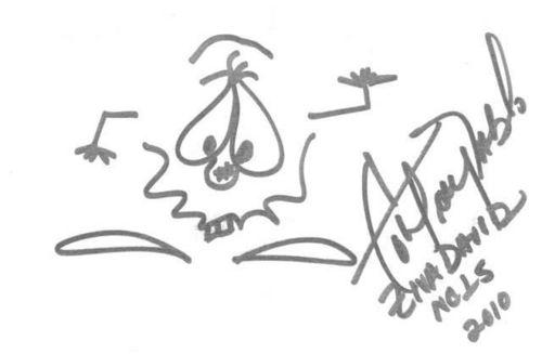 Doodle oleh Cote