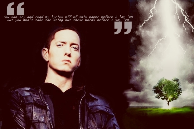 EMINeM - EMINEM Fan Art (12463297) - Fanpop