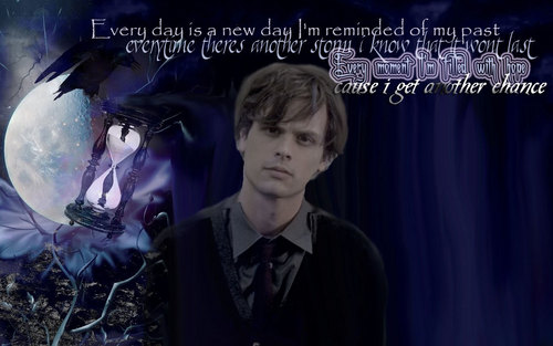 Everyday Is A New Day- Spencer Reid