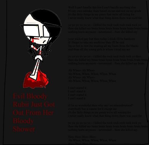 Evil Bloody Rubii