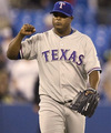 Frank Francisco - texas-rangers photo
