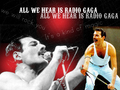 Freddie - queen wallpaper