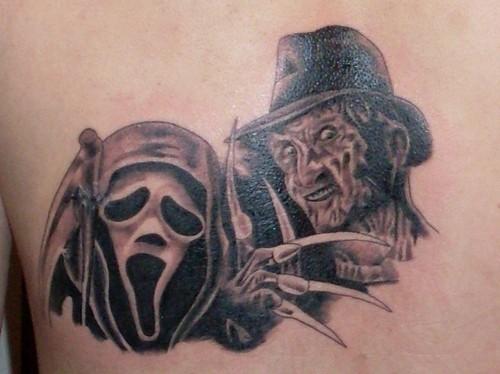 Freddy and Scream