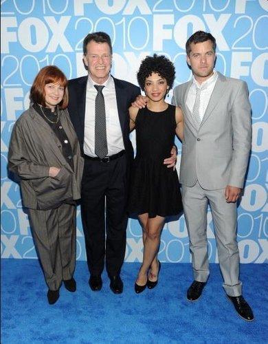 Fringe Cast - 2010 fox Upfronts
