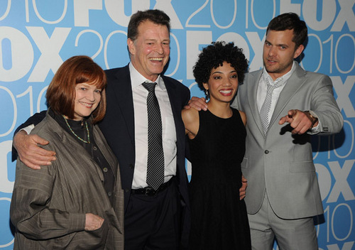 Fringe Cast - 2010 cáo, fox Upfronts