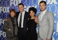 Fringe Cast - 2010 rubah, fox Upfronts