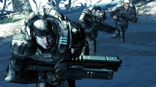 Gears of War hits Mất tích Planet 2