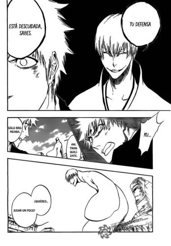 gin vs Ichigo
