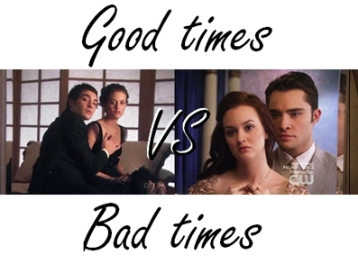 Good times vs Bad times
