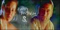 HAPPY BIRTHDAY S.♥