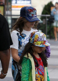 Paris Jackson wallpaper entitled Hoodlums