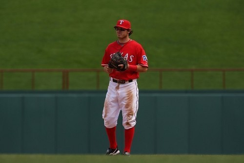 Ian Kinsler - texas-rangers Photo