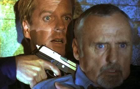 Jack Bauer Season 1 Stills