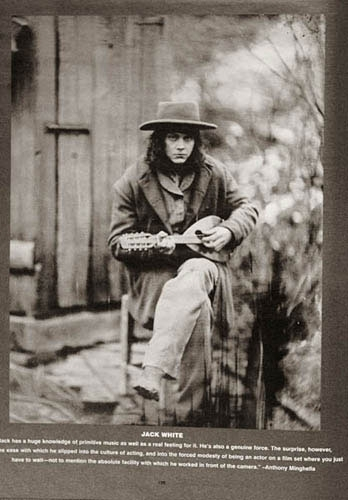 Jack White as Georgia - cold-mountain Photo
