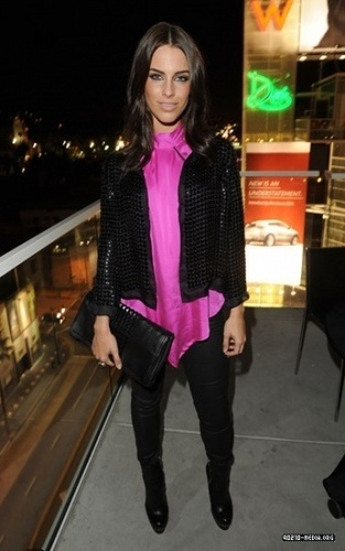 Jessica @ W Hotels' Symmetry Live featuring Janelle Monae at W Hollywood