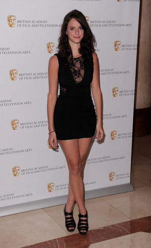 Kaya Scodelario - British Academy Fernsehen Craft Awards in London - May 23