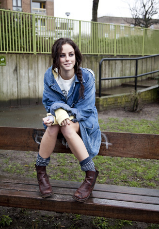 Kaya for TWIN Magazine - kaya-scodelario Photo