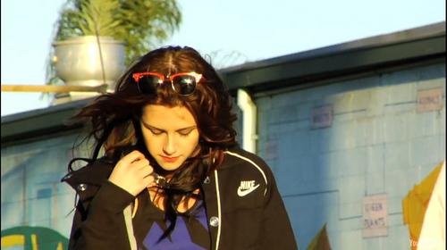 Kristen Sewart on Nylon