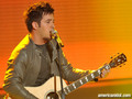 "Lee DeWyze singing ""Simple Man"" - american-idol photo"