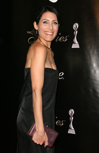Lisa@Alliance For Women In Media's 2010 Gracies Awards (May 25th)