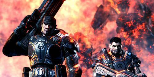 Mất tích Planet 2 meets gears of war