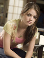 Lucy Hale as Katniss - the-hunger-games photo